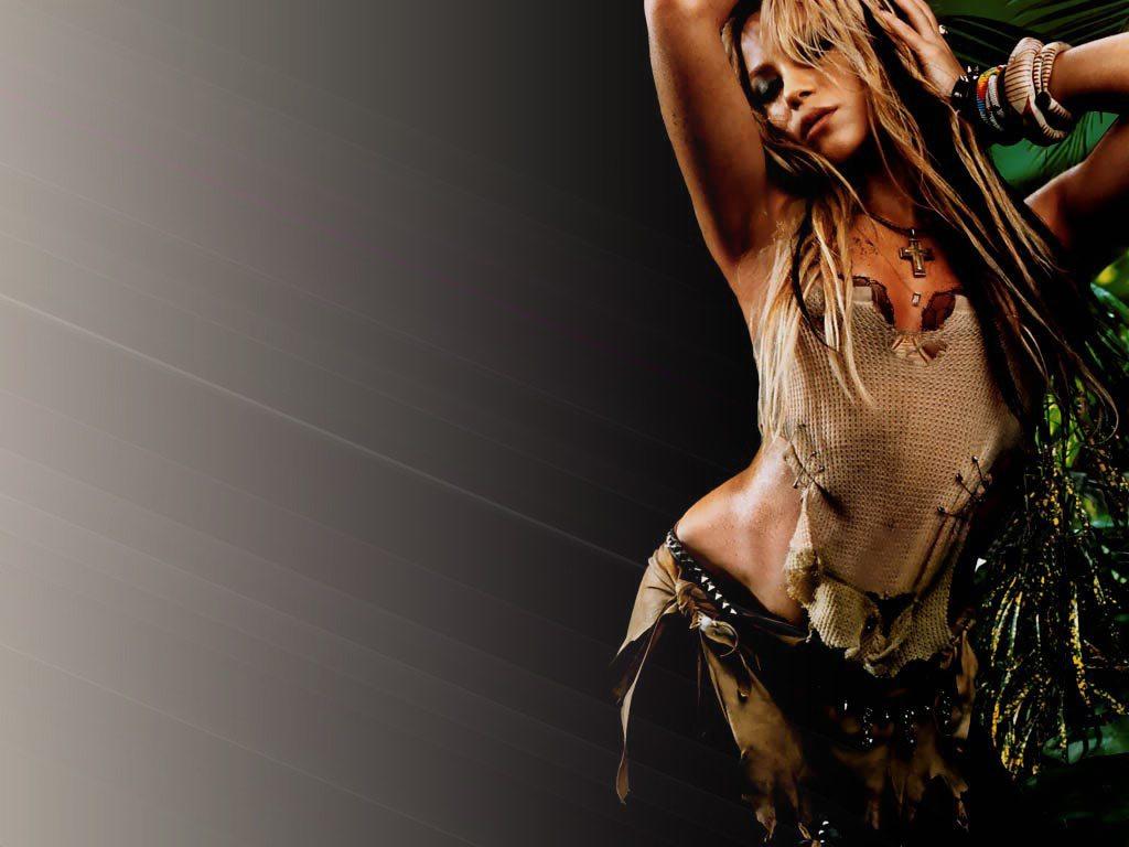 Shakira's height 2