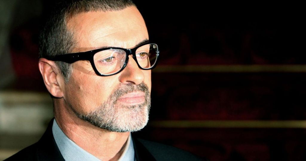 George Michael's height 2