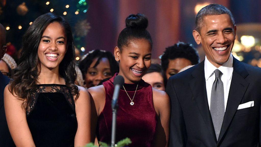 Barack Obama's daughters 1