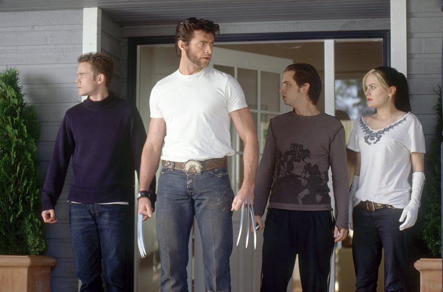 Hugh Jackman's height 4