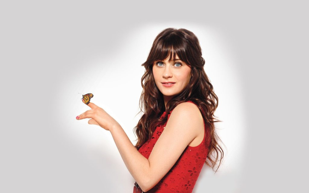 Zooey Deschanel's Height