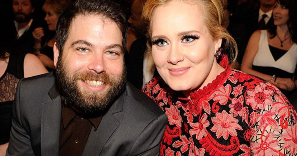 Adele's father 7