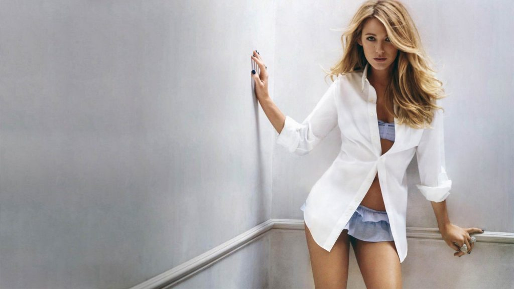 Blake Lively's height 2