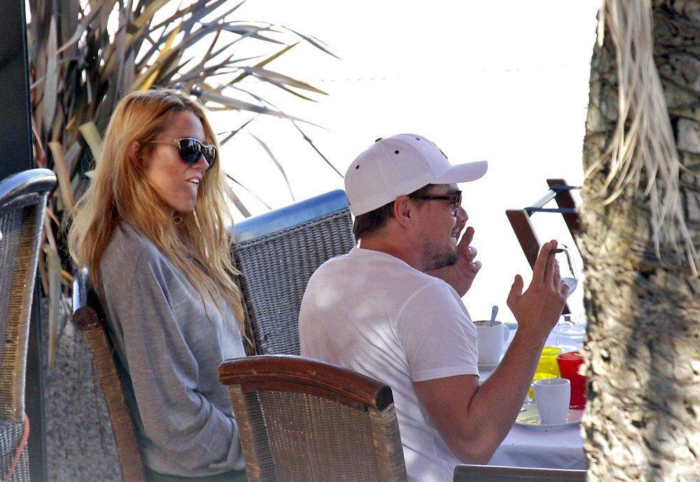 Leonardo DiCaprio's wife Blake