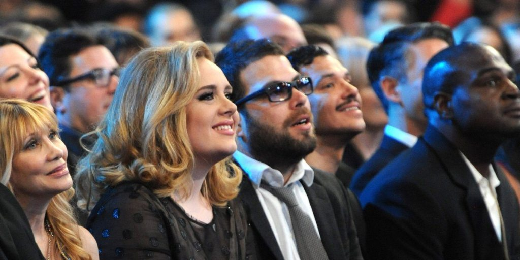 Adele's father 6