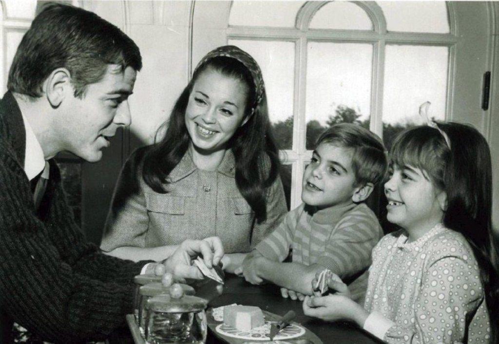 George Clooney's wife 8