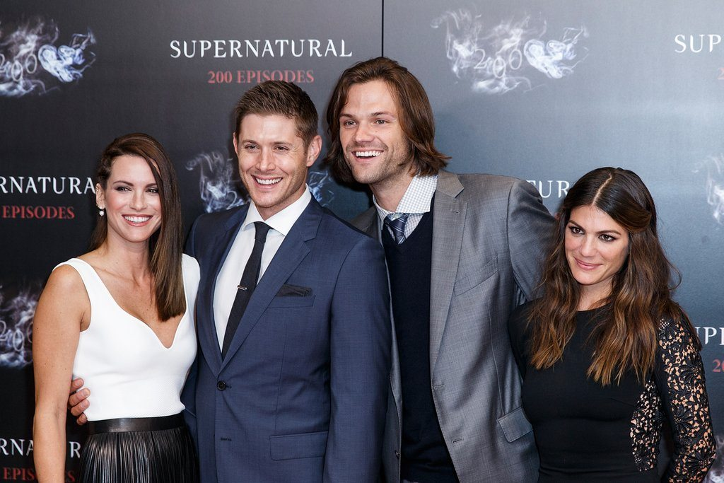 Jared Padalecki's height 3