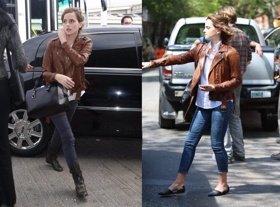 Emma Watson Shoe Collection 1