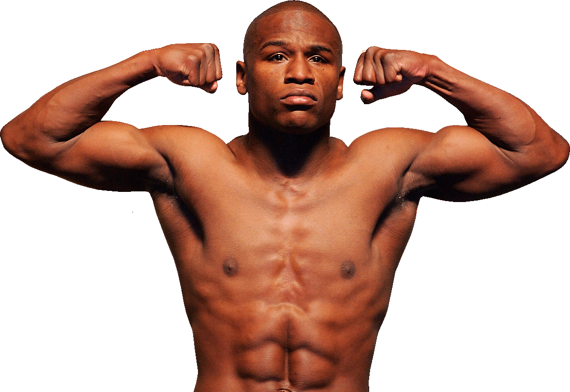 Mayweather's height 5