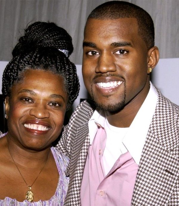 Kanye West Mom Donna West