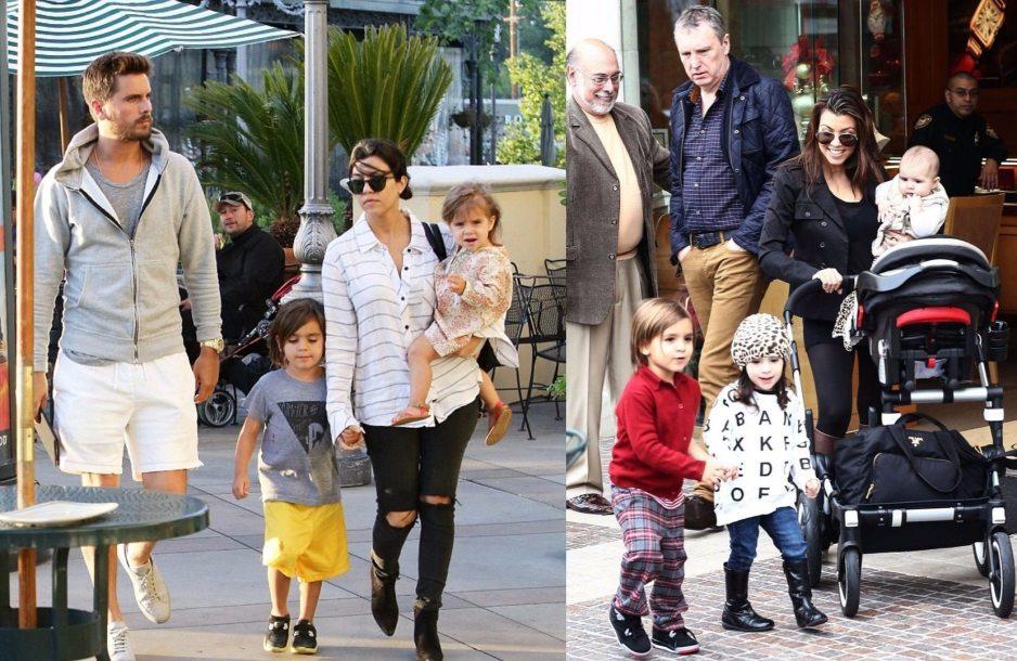 Kourtney Kardashian Kids Husband Family