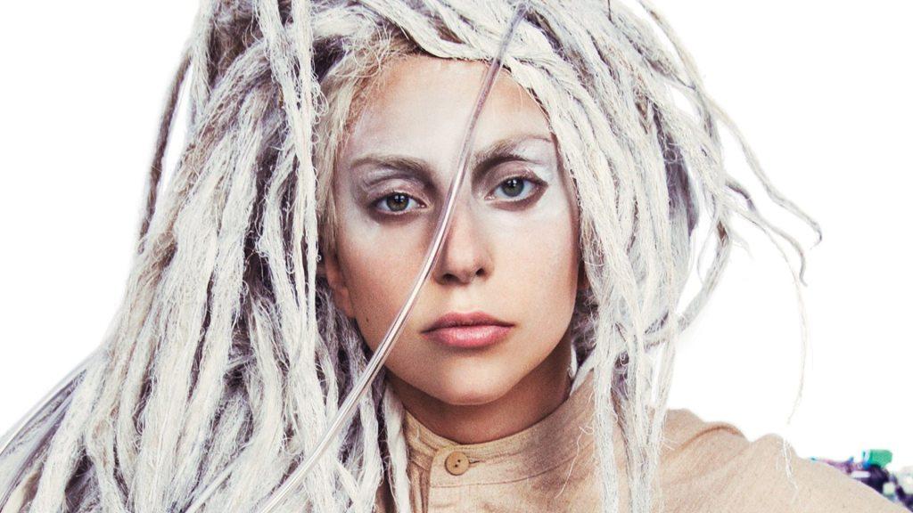 Lady Gaga's height 2