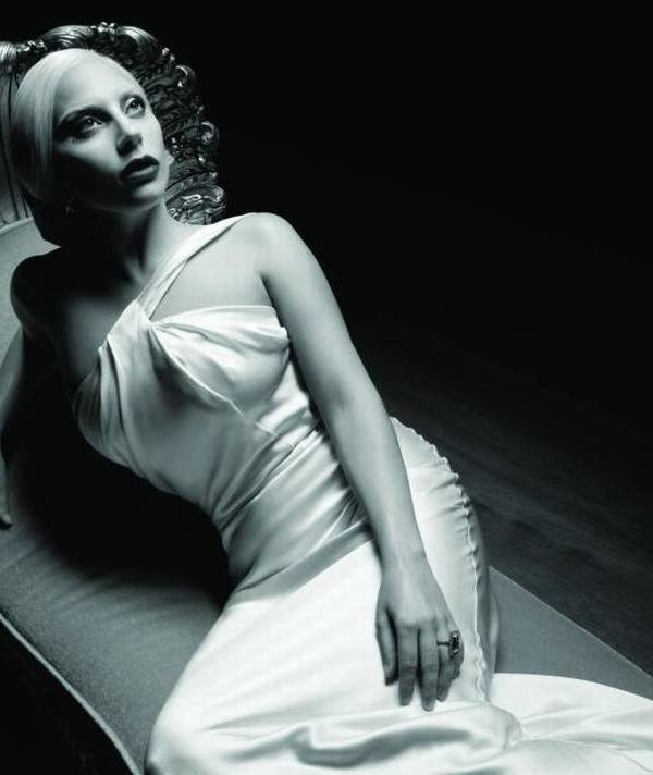 Lady Gaga's height dp