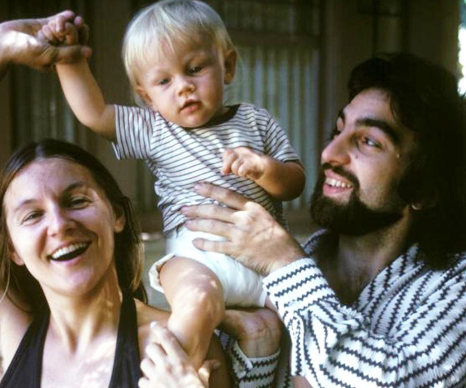 Leonardo DiCaprio's wife parentsss