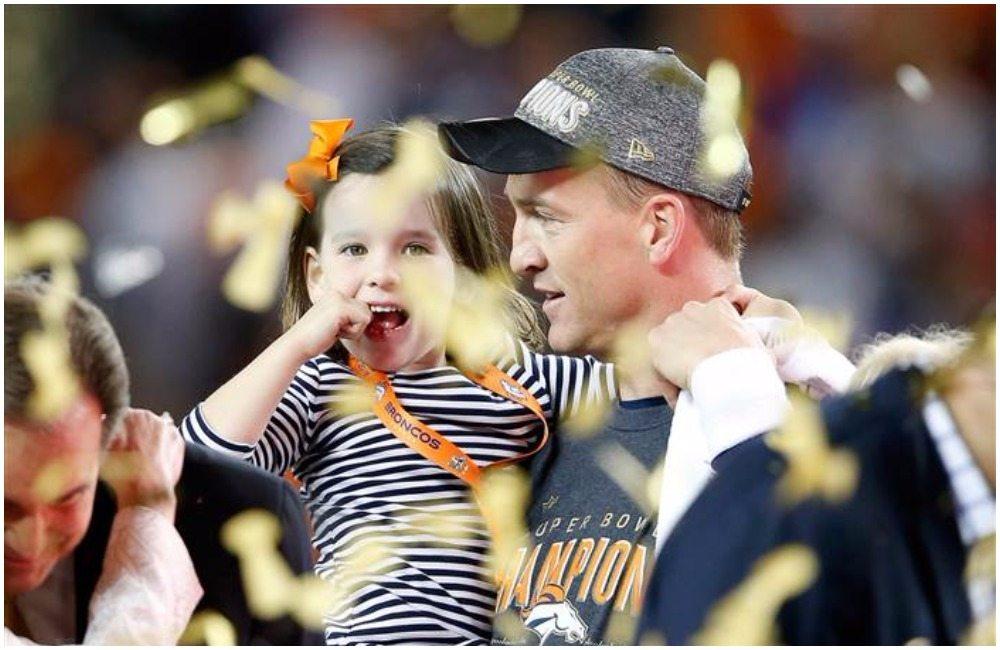 Peyton Manning's wife 10