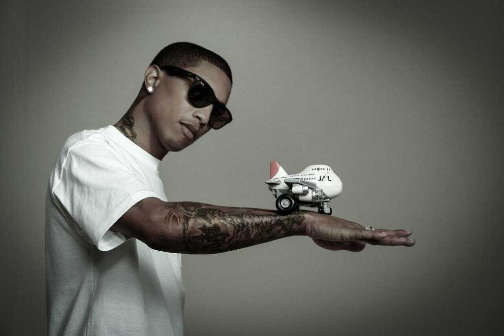 Pharrell Williams height 2