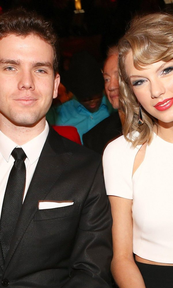 Taylor and Austin Swift
