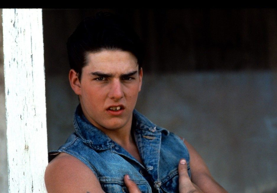 Tom Cruise Before Surgery