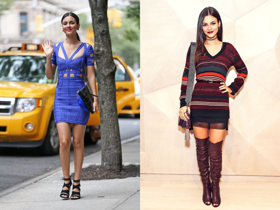Victoria Justice Shoes 3