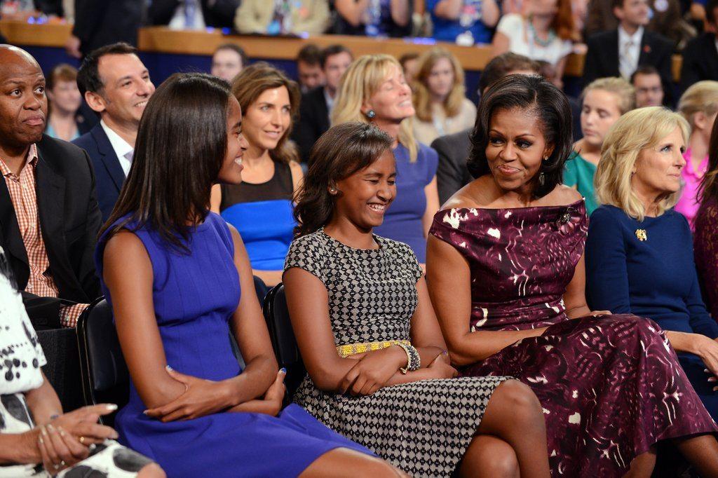 Barack Obama's daughter 5