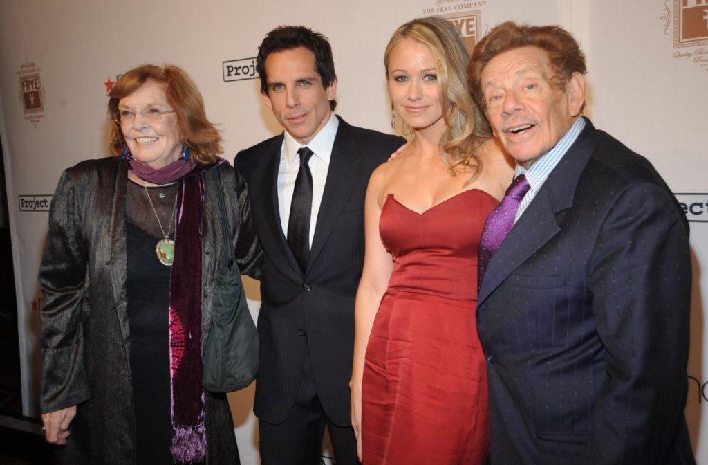 Ben Stiller's wife 7