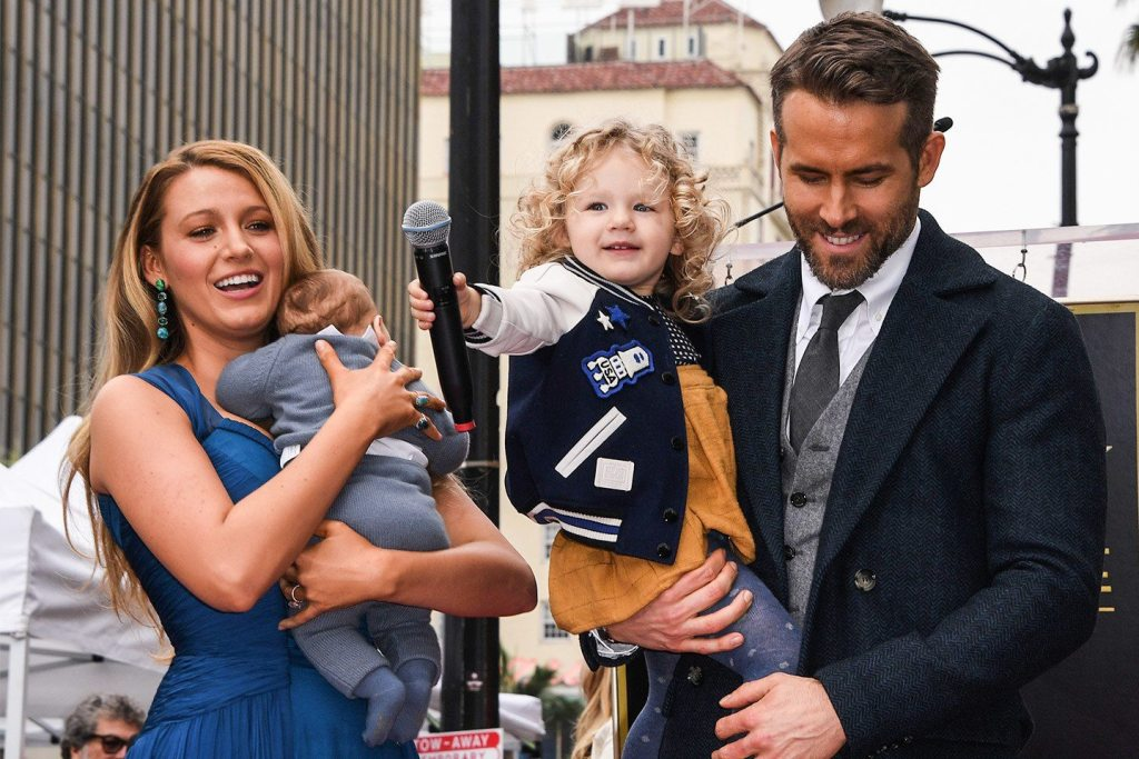Blake Lively's daughters 3