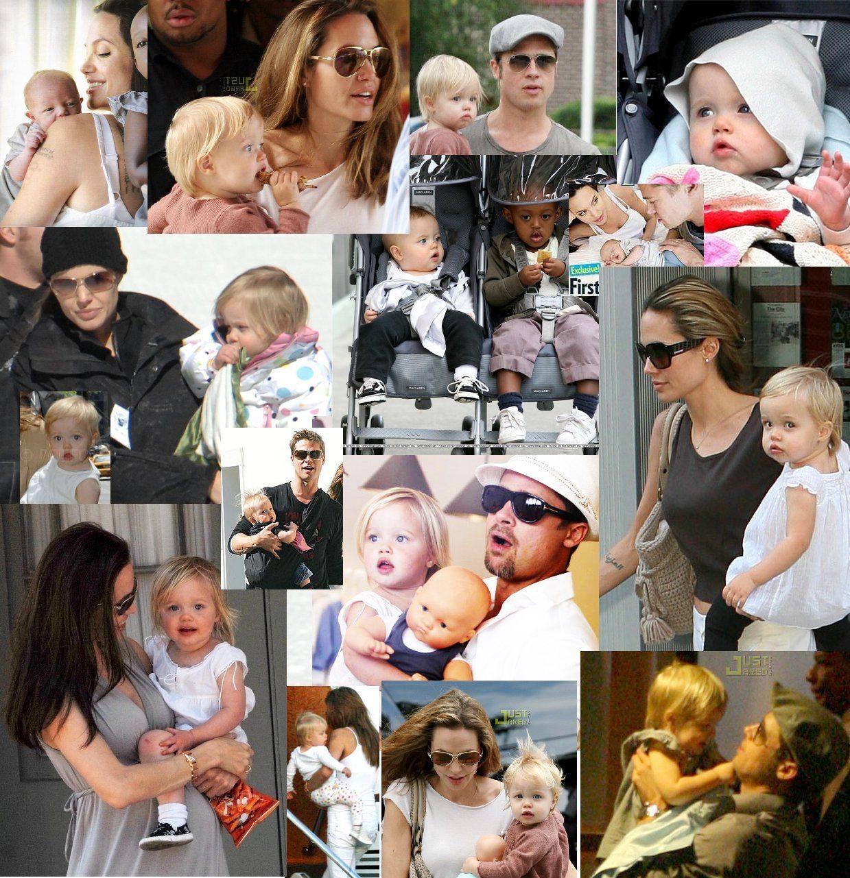 Brad Pitt's Children 111