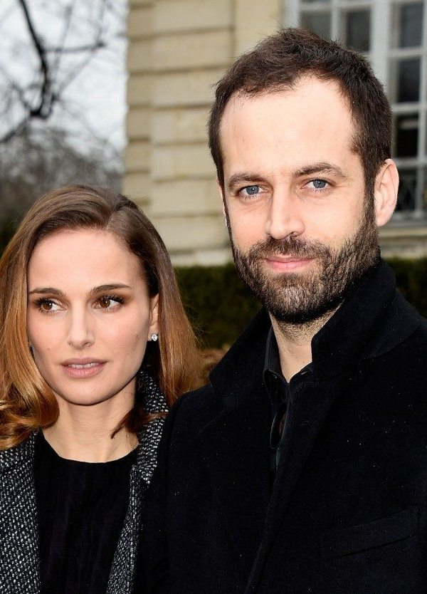 Natalie Portman's husband dp