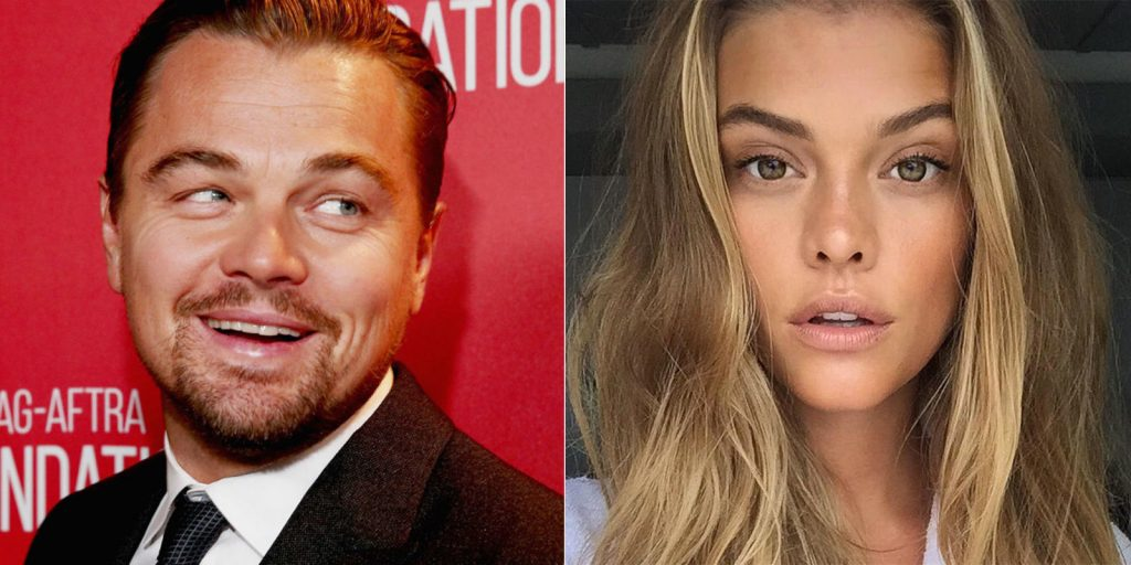 Leonardo DiCaprio's wife Nina