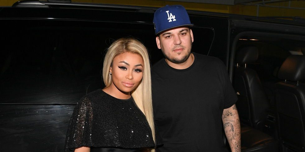 Blac Chyna's height 2