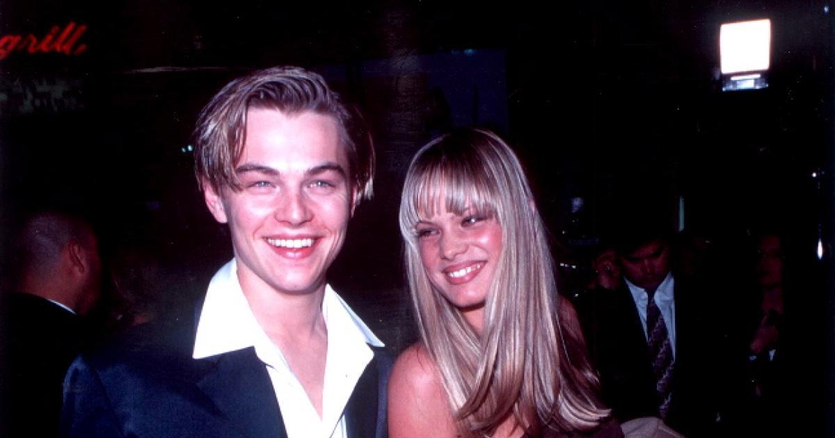 Leonardo DiCaprio's wife Kirsten