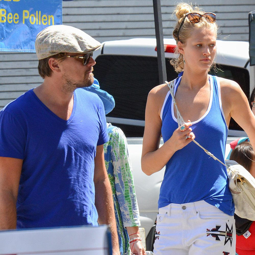 Leonardo DiCaprio's wife Toni