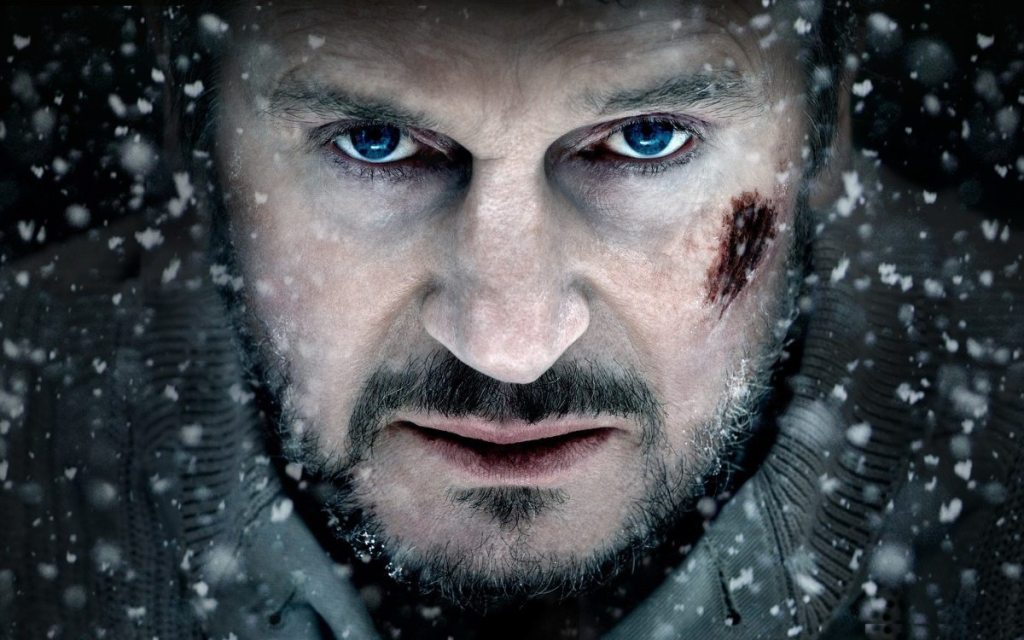 Liam Neeson's height 1
