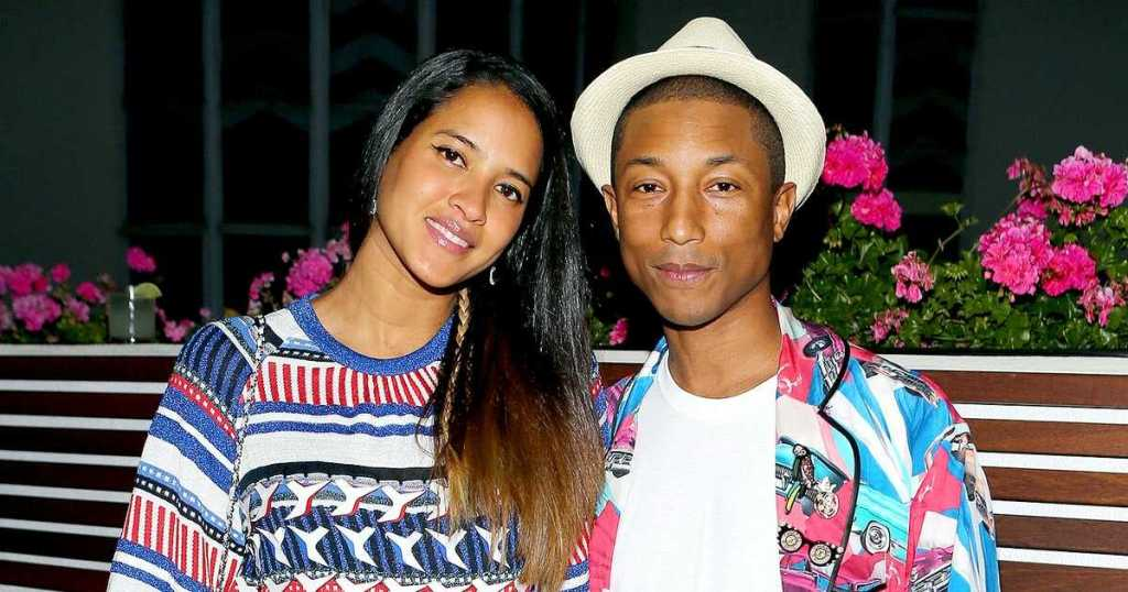 Pharrell Williams Wife 2