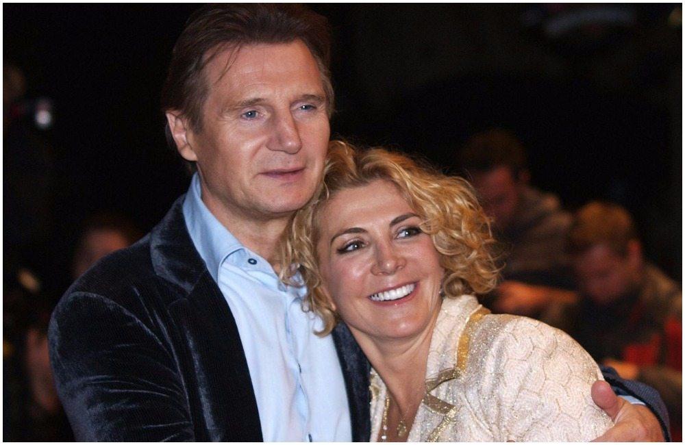 Liam Neeson's wife 2