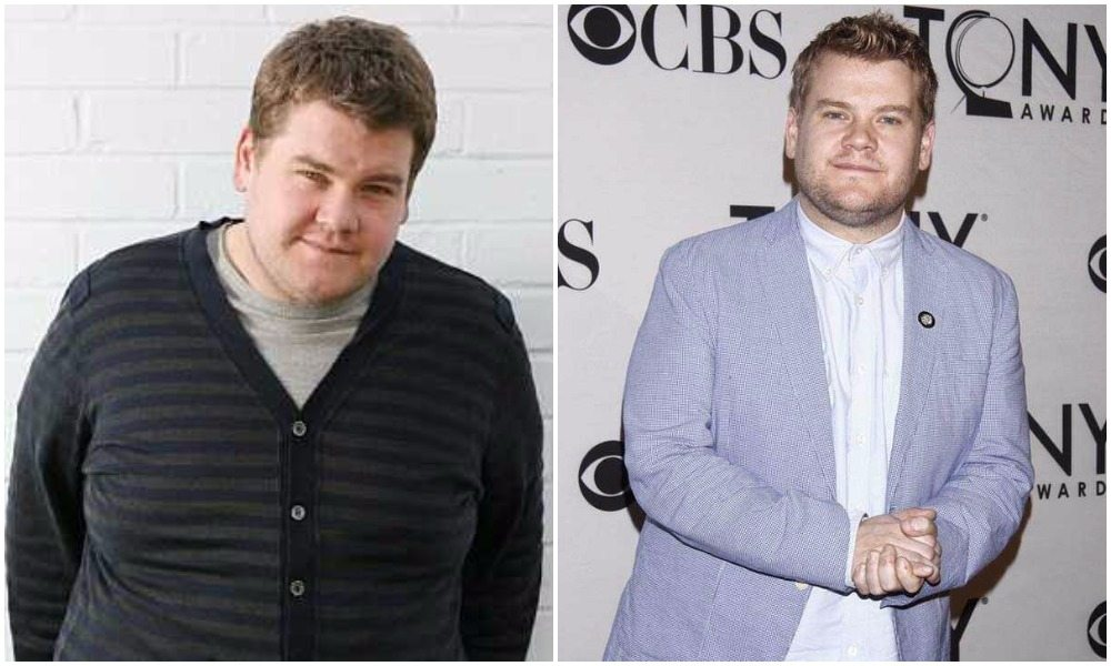 James Corden's height 7