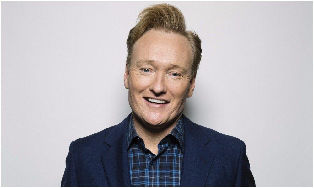 Conan O'Brien's height 1