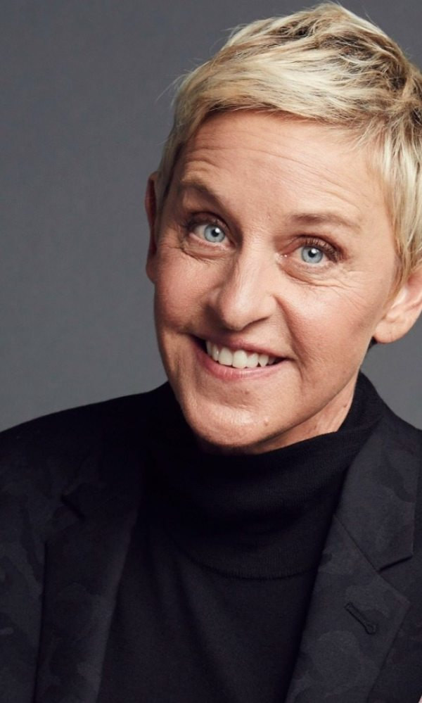 Ellen DeGeneres height dp