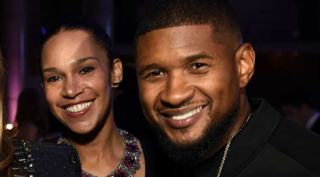 Usher married 5