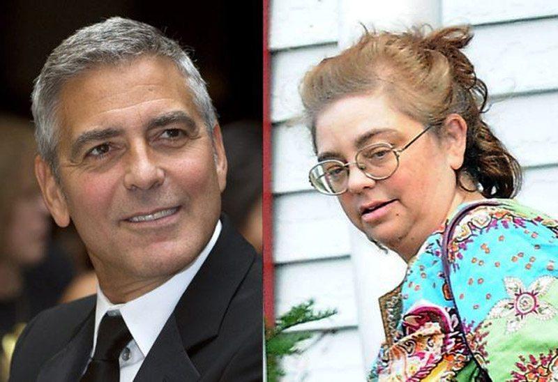 George Clooney's wife 7