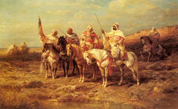 صورة الآخر: العربي ناظرًا أو منظورًا إليه - الطاهر لبيب