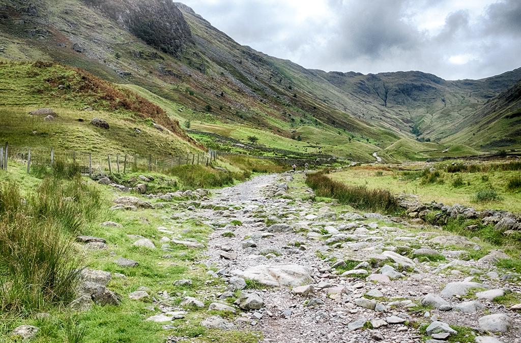 To the Hills Styhead Cumria Borrowdale