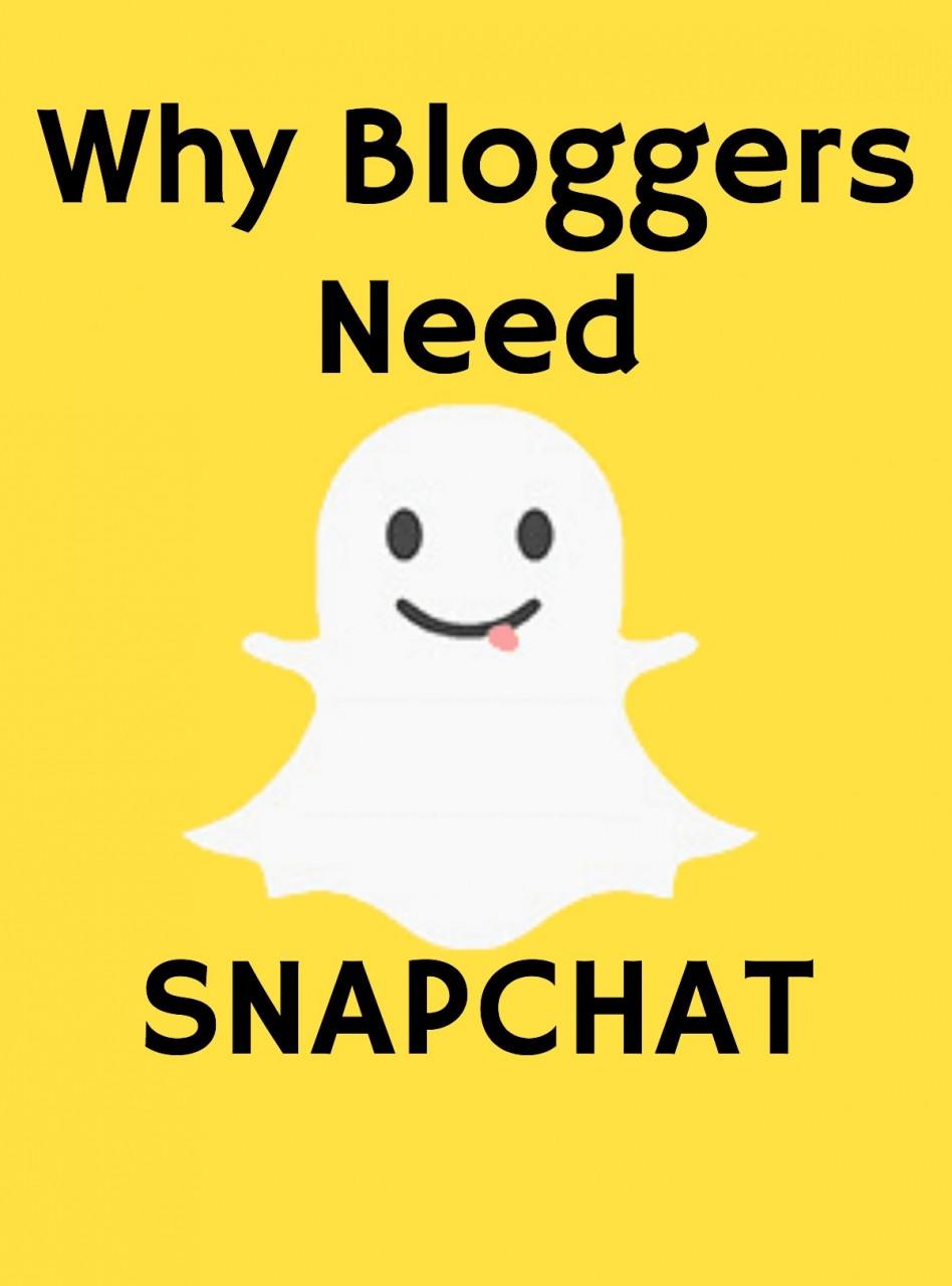 why_bloggers_need_snapchat