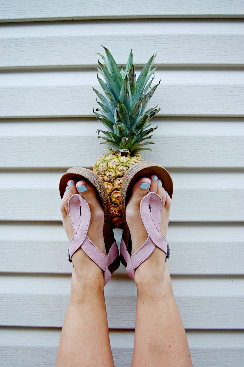 pineapple_shoes
