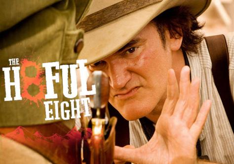 """The Hateful Eight"" with Tarantino"