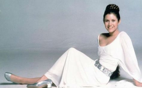 Carrie Fisher: Once She Was Beautiful