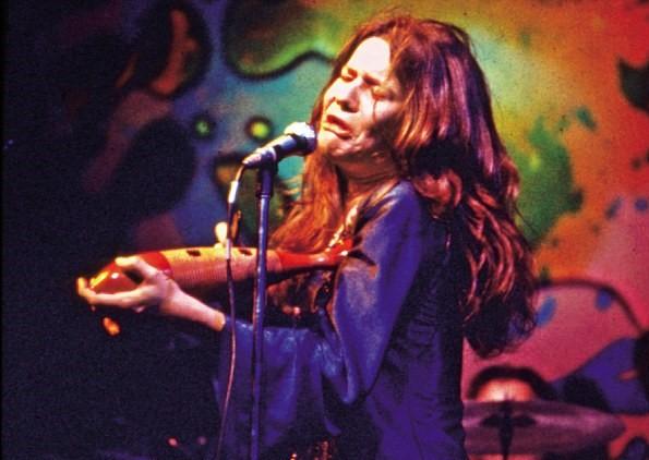 Janis Joplin, Junkie Singer