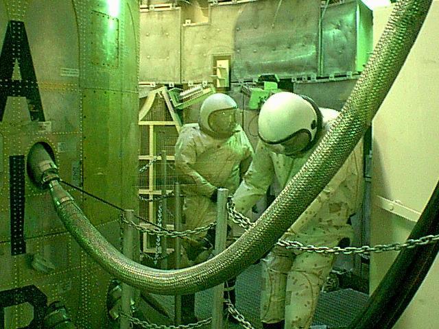 Titan Missile Pit Crew