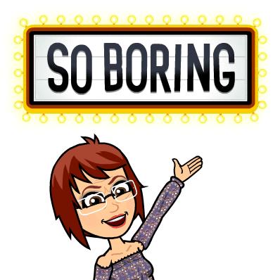 emojiSoBoring