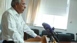 O υπουργός Εσωτερικών της Κύπρου Σωκράτης Χάσικος. Φωτογραφία ΚΥΠΕ, ΦΙΛΕΛΕΥΘΕΡΟΣ